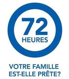 72 heures, votre famille est-elle prête ?