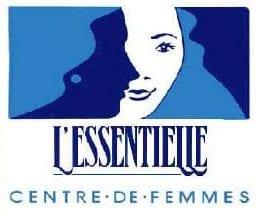 Logo du Centre de femmes L'Essentielle