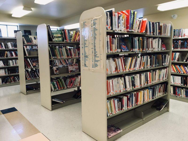 Bibliothèque Ryane-Provost, documentaires adulte