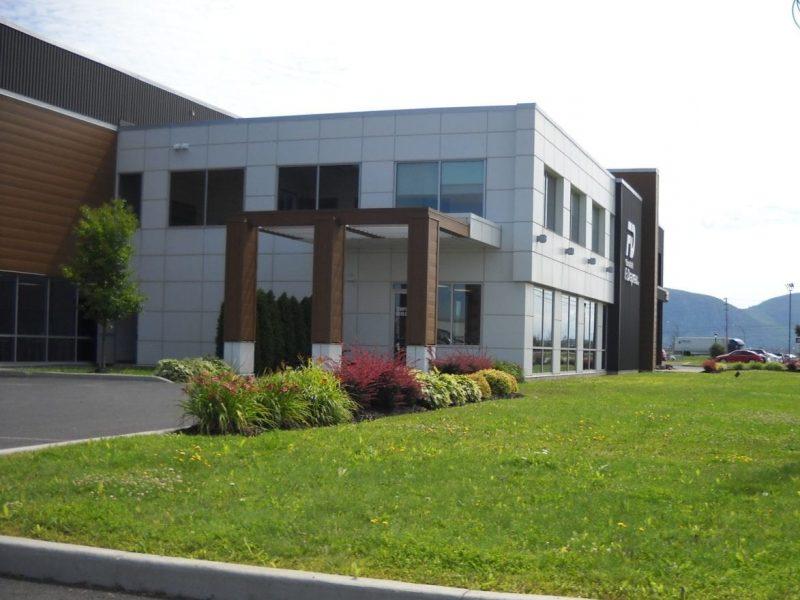 Lauréat volet commercial et industriel - Consultants F. Drapeau - 2005, ch. de l'Industrie